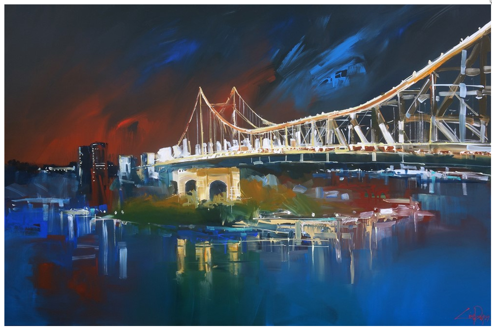 The Bridge, Craig Penny