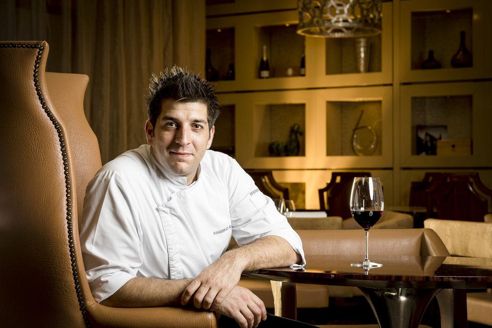 Bacchus Head Chef Massimo Speroni