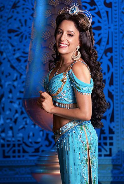 Lady Brisbane QPAC Aladdin