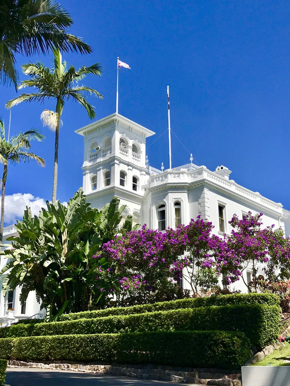 Lady Brisbane Government House 8