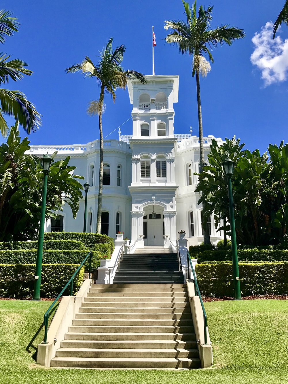 Lady Brisbane Government House 7