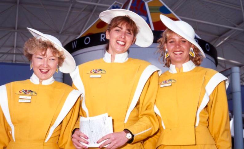 World Expo Hostesses