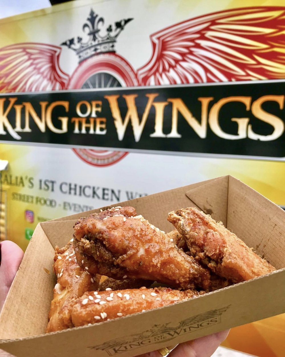 King of the Wings -