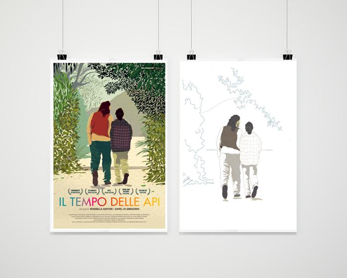 Poster ufficiale 30x42 cm (A3) - Realizzato da Francesco Vano RivanoPrezzo: 1 poster - 13,5 euro (compresa la spedizione)2 poster -20 euro (compresa la spedizione)