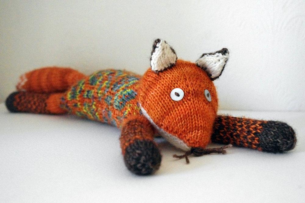 Intrepid Fox