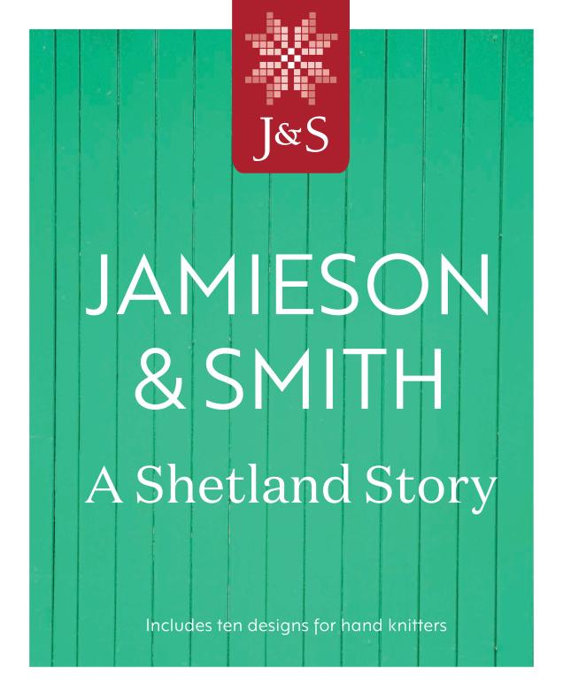 Image © Shetland Wool Brokers (Jamieson & Smith)