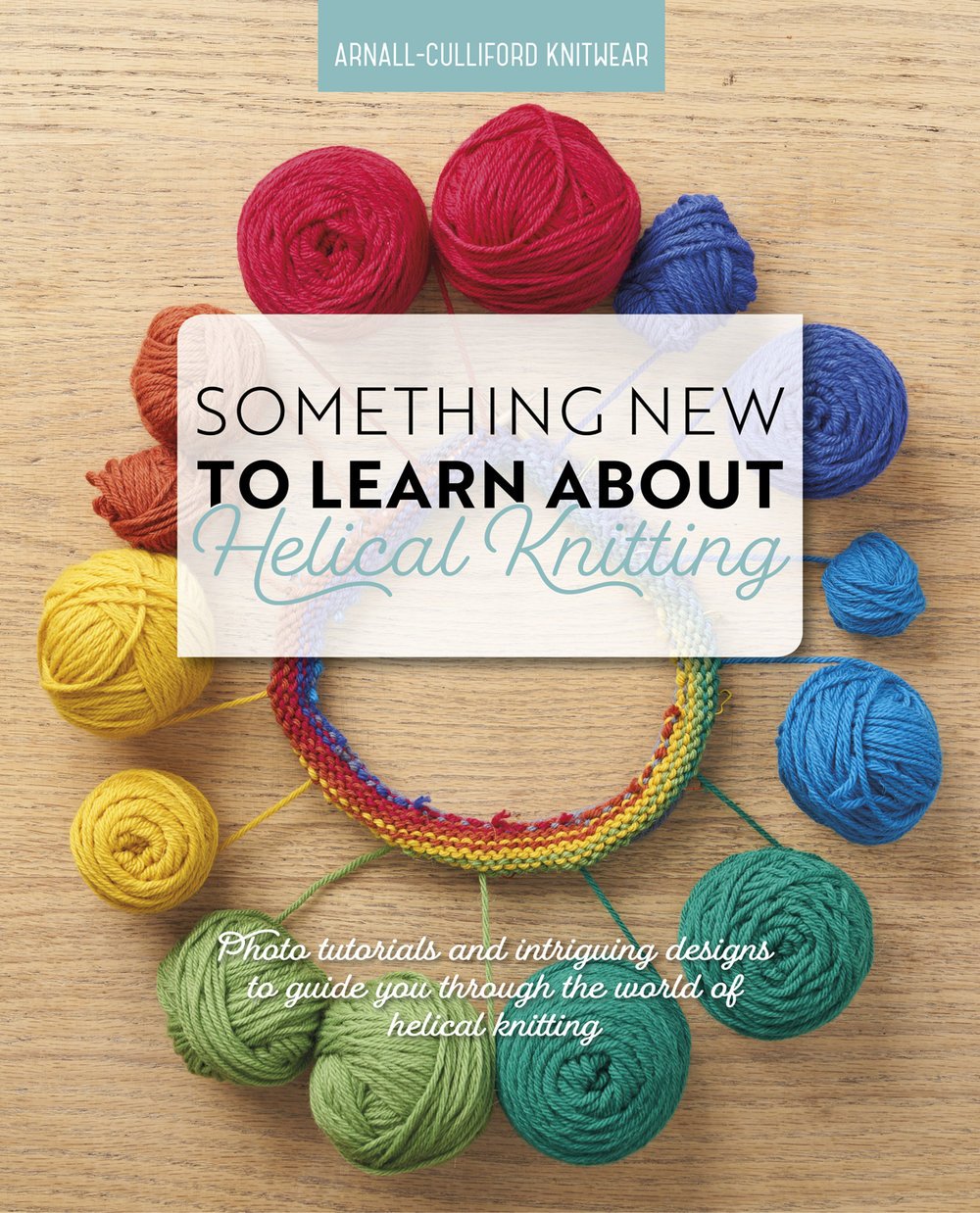 Something New to Learn About Helical Knitting