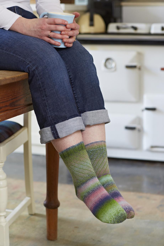 Alcombe socks
