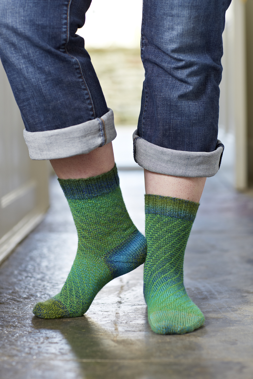 Cutcombe socks