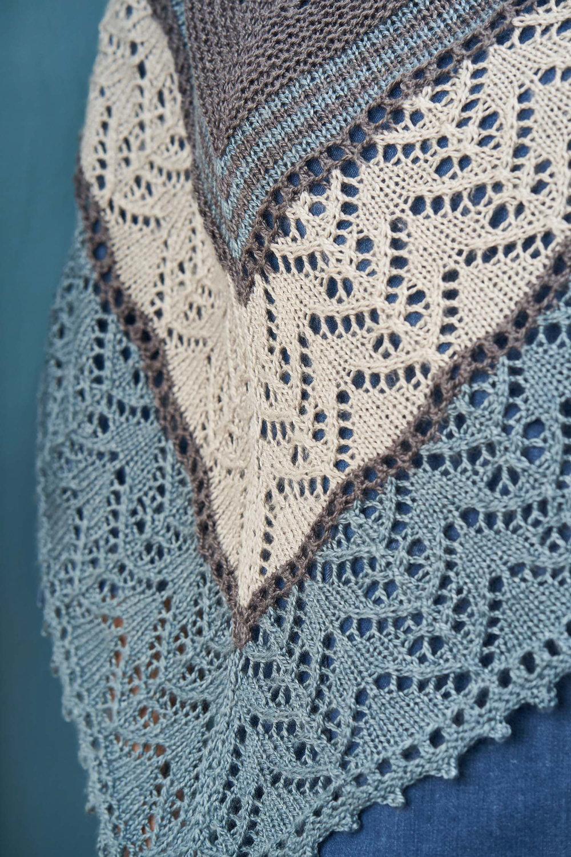Those beautiful lace bands. Photo © Jesse Wild.