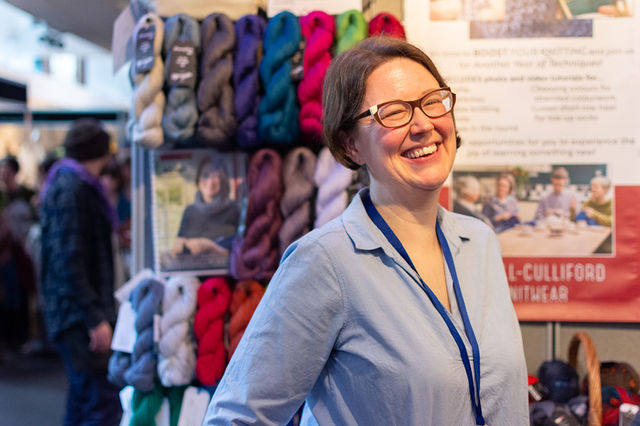 Upcoming Festivals + Wool@J13 Giveaway! — A-C Knitwear