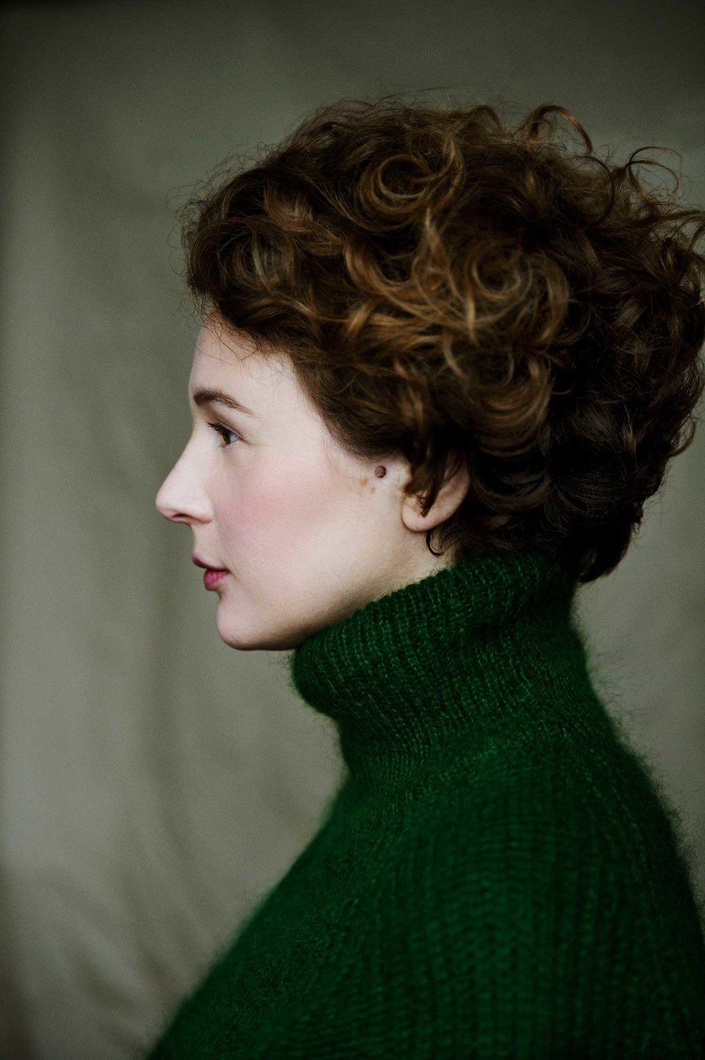 Anna Maria Sturm Portrait