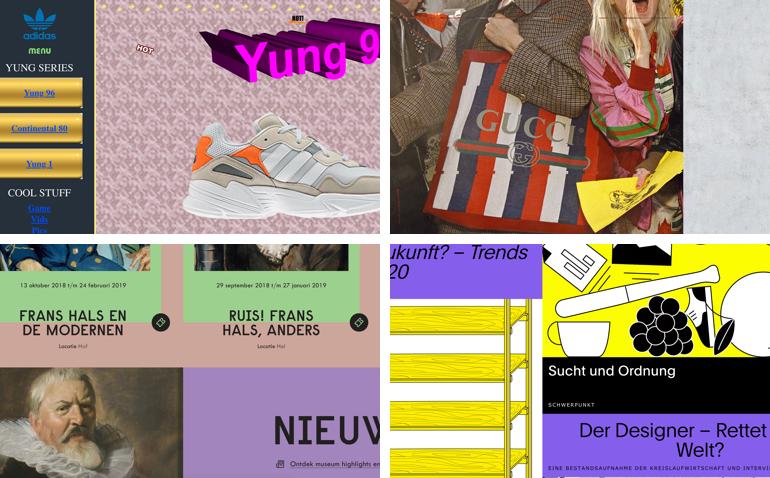 IKONS - BLOG - Marketing trends 2019 - Brutal design