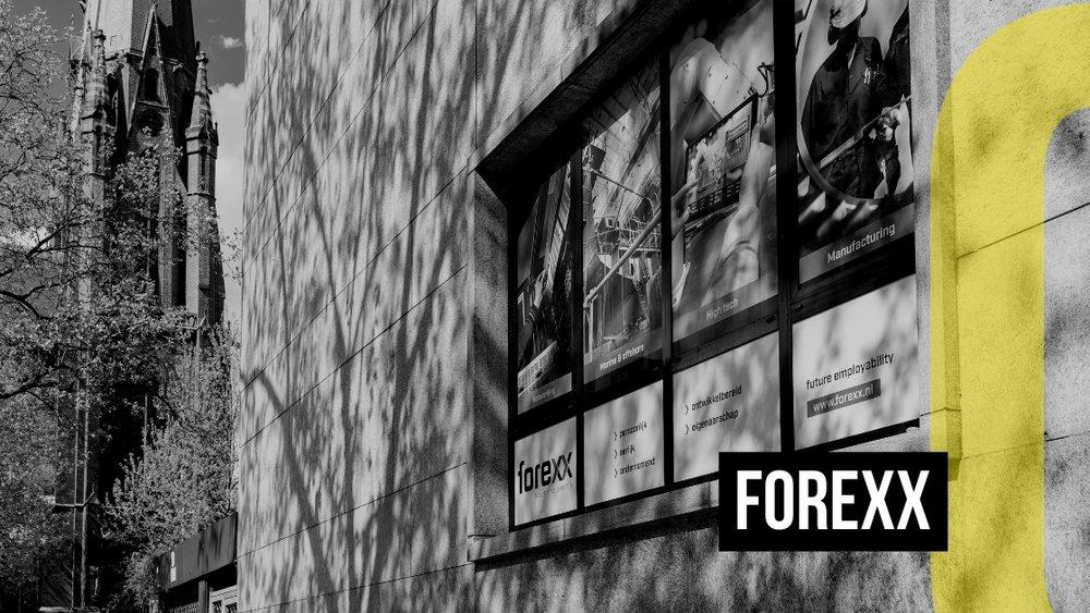 BAS | ONLINE MARKETING SPECIALIST @ FOREXX