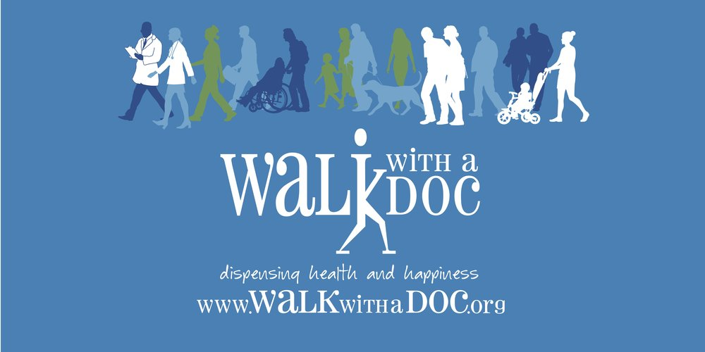 Come walk with us!   - Click here for more information