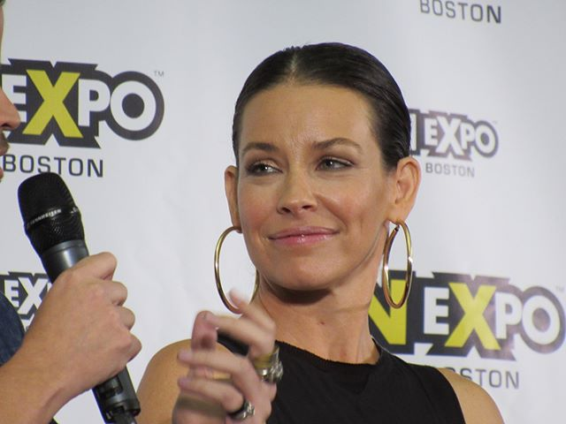 Hey, Freckles. #evangelinelilly #lost #wasp #squickerwonkers #wehavetogoback #bostoncomiccon #fanexpoboston #fxb2018