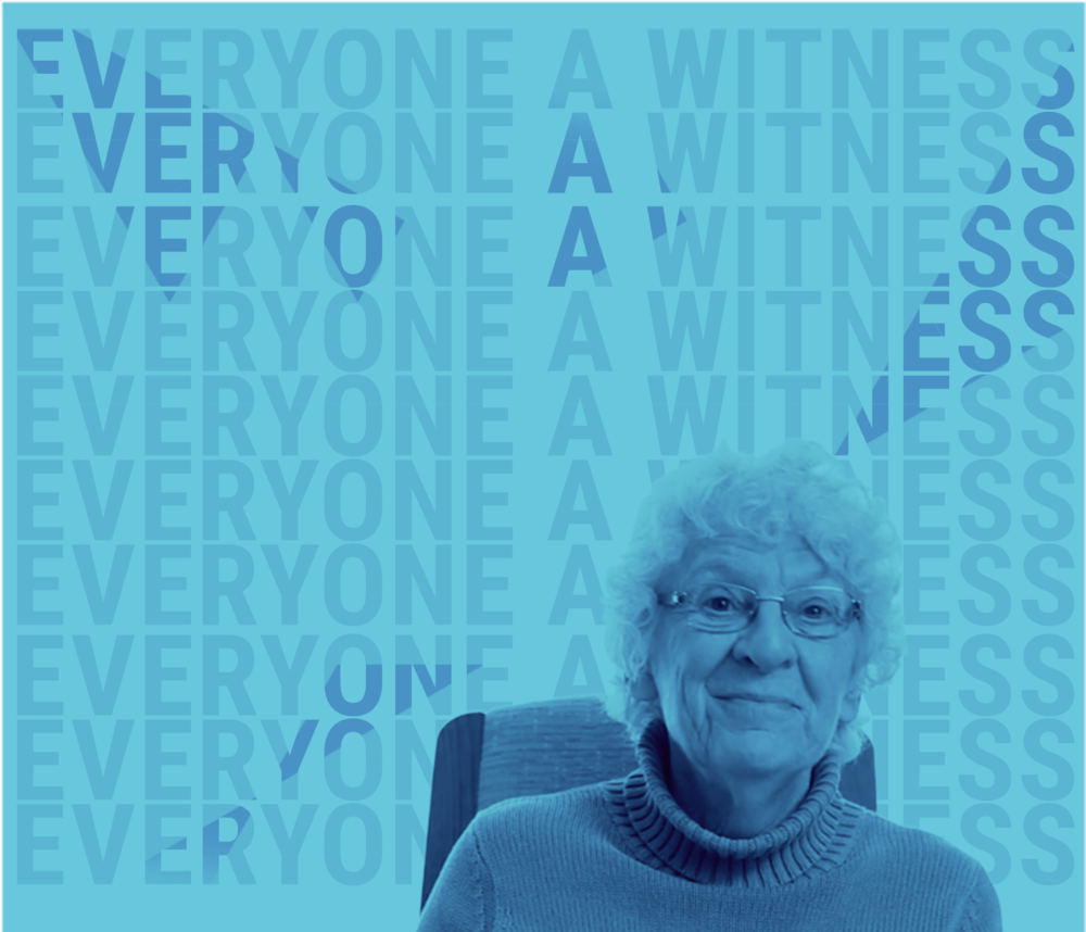WITNESS - #everyoneawitness resources & stories to encourage you
