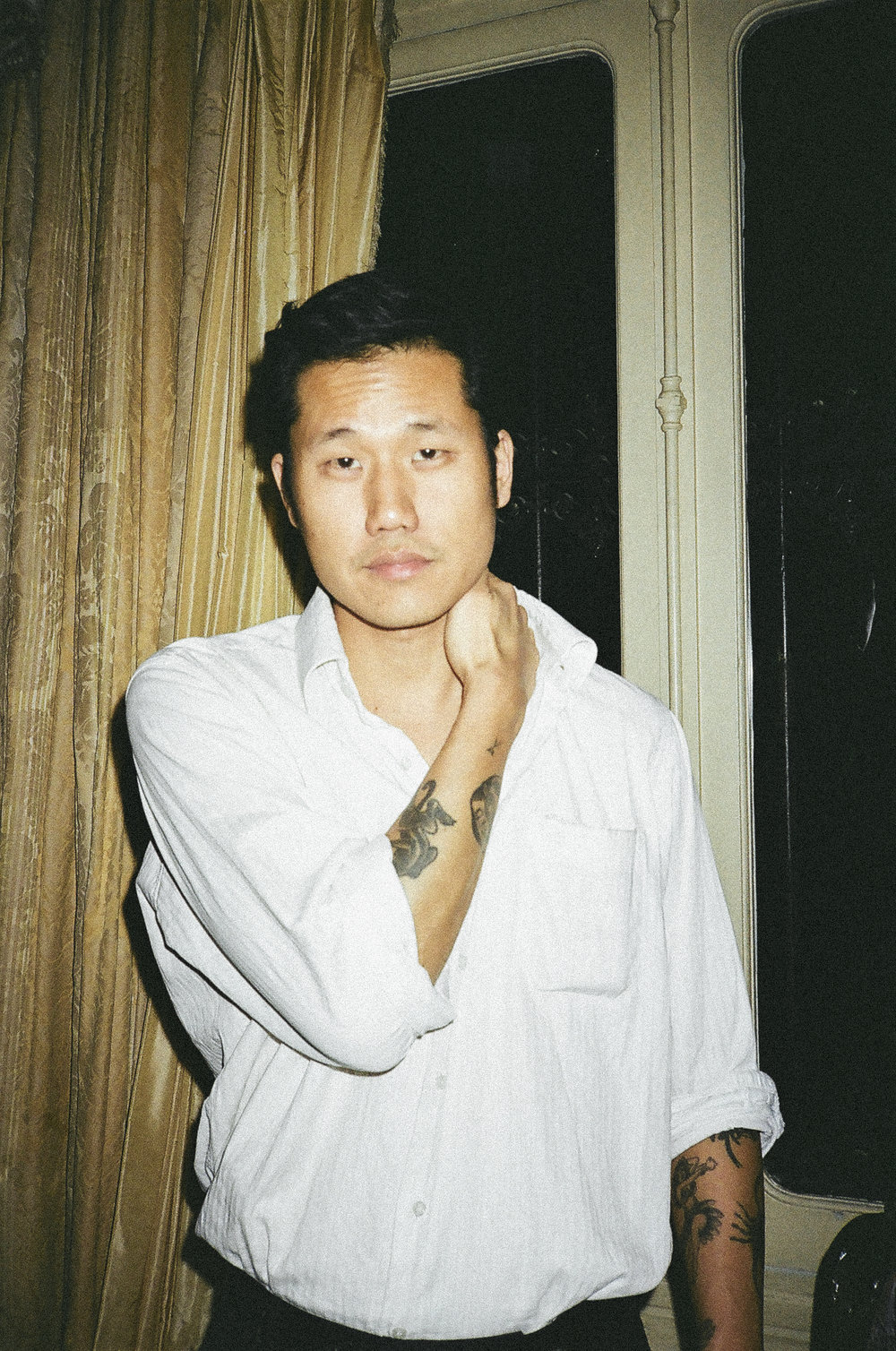 Alex Zhang Hungtai (Dirty Beaches)