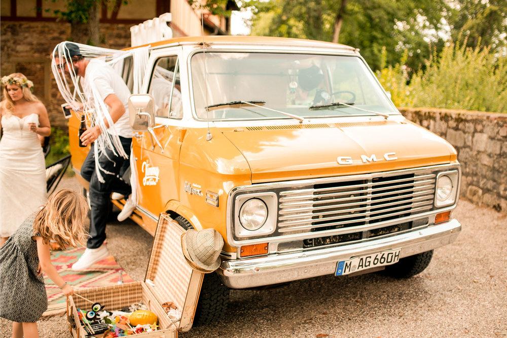 Jimmy Fotobus Fotobox Hochzeit