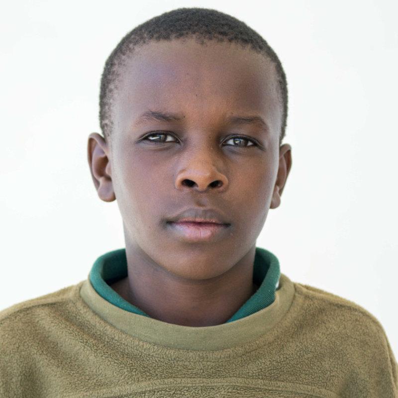 Eric Makueni Boys School  sponsored