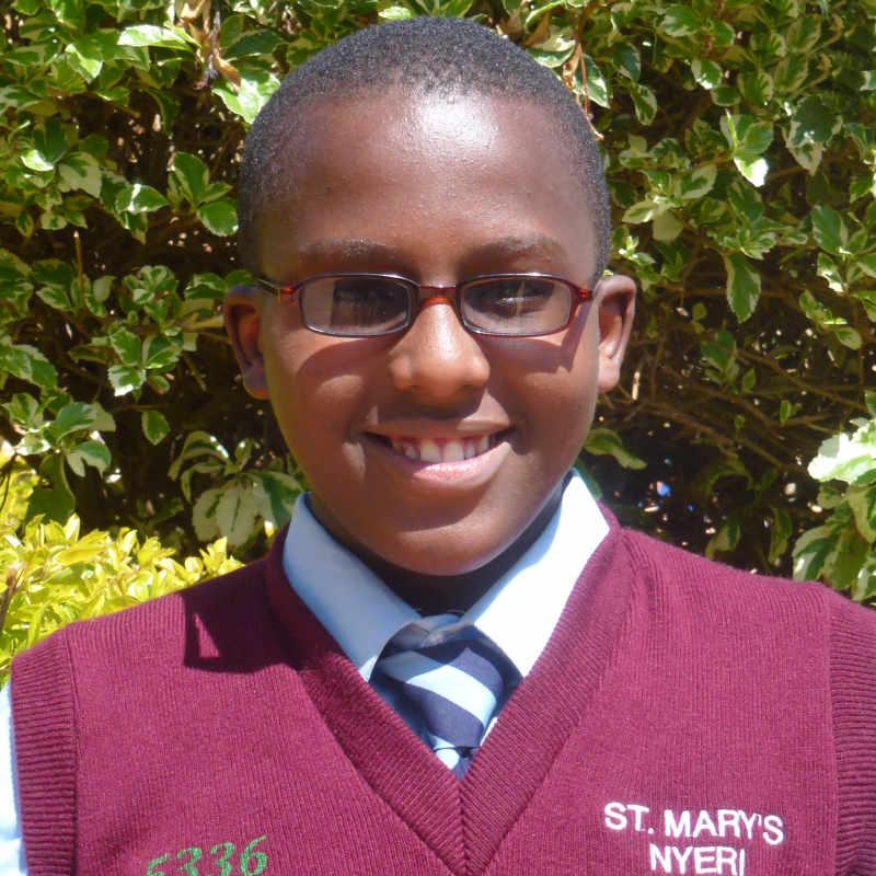 Peter ST. MARY'S BOYS SCHOOL