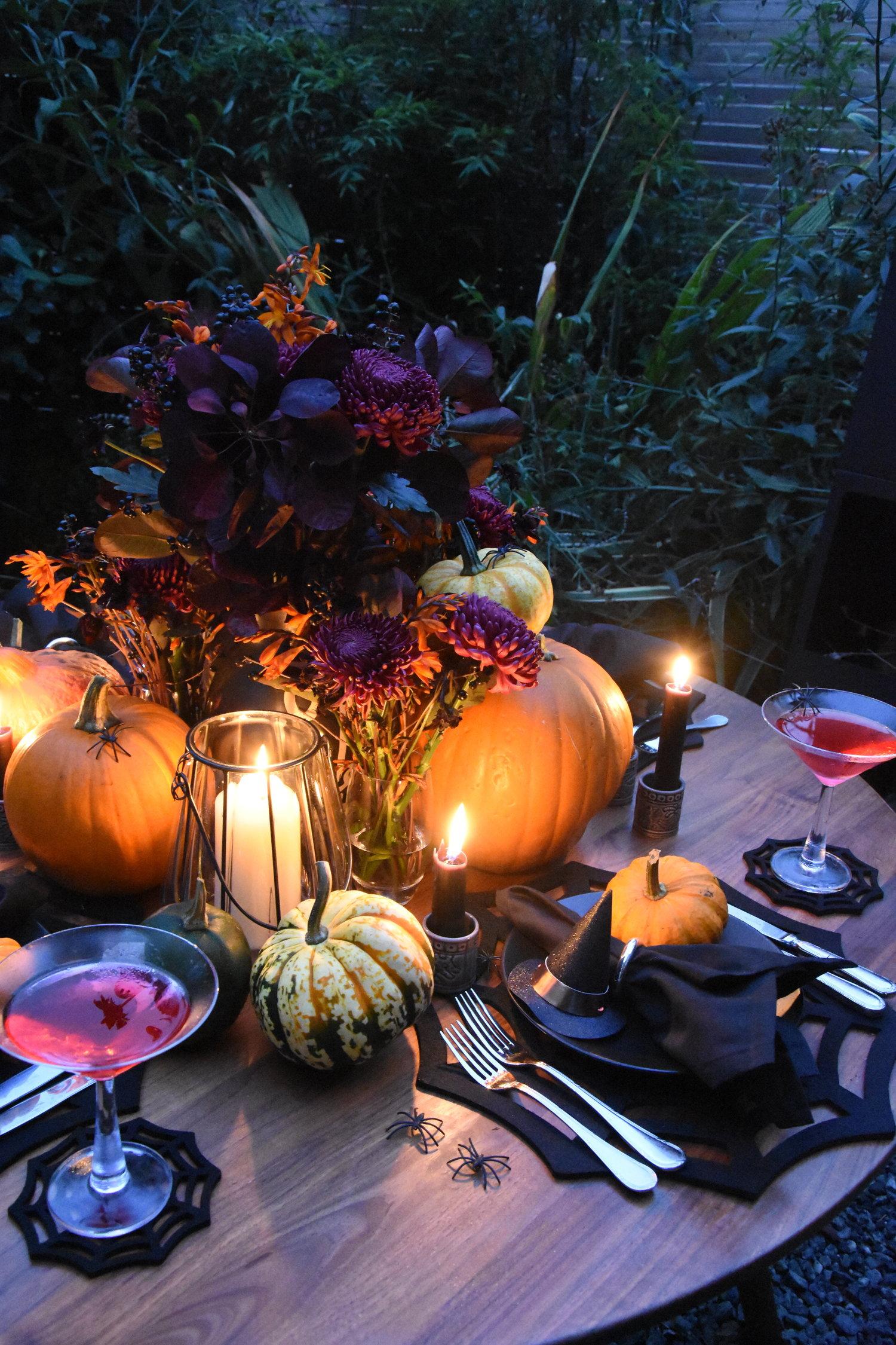 album: halloween styled shoot — daniella pittorino event planner