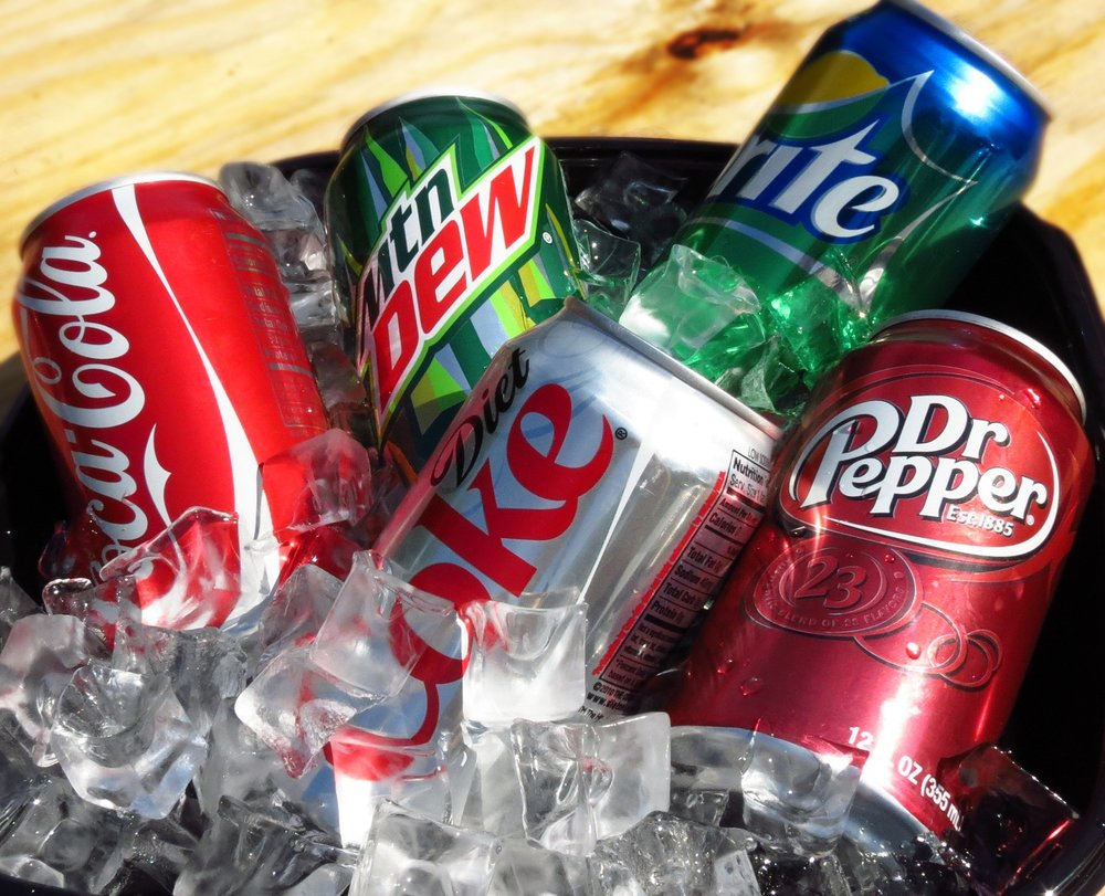 SOFT DRINKS TO QUENCH YOUR THIRST