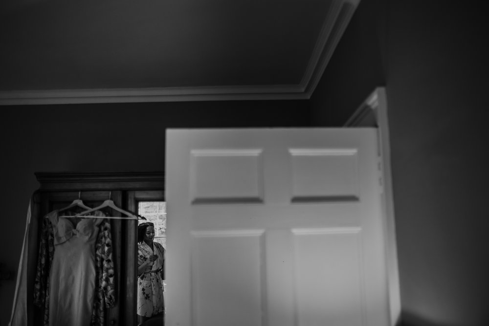 Reflection - Bride Getting Ready -Victoria & Jamie - WeddingsbyQay - Wedding Photographer (23 of 209).jpg