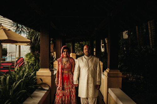 Indian Wedding in the city of Kuala Lumpur