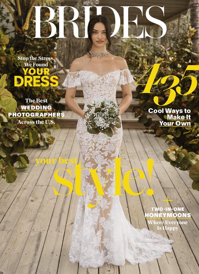 PDF copy of Brides Magazine August/September 2018