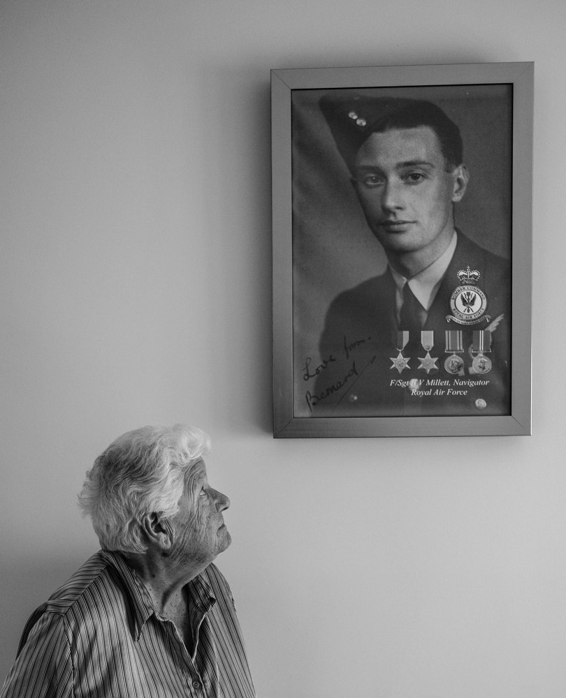 Joyce Millett, Photographer Ian Forsyth