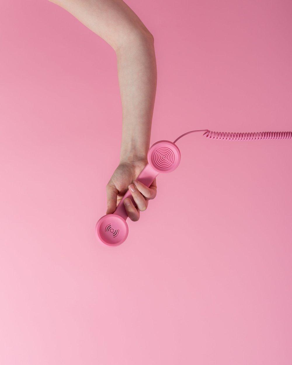Monochrome Pink No. 4