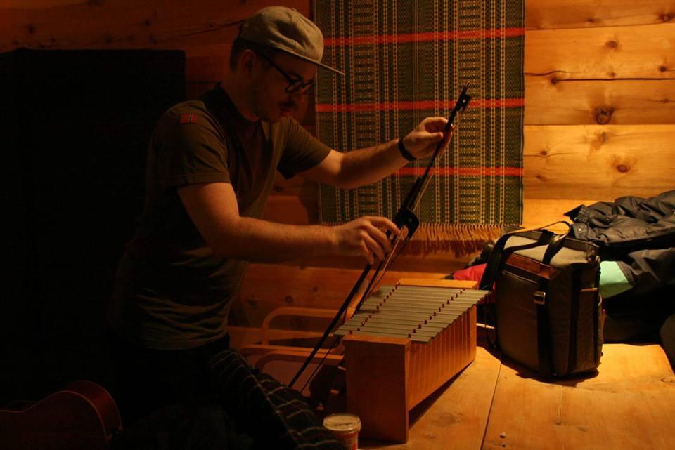 Mattias Cyvin Storaas- perkusjon