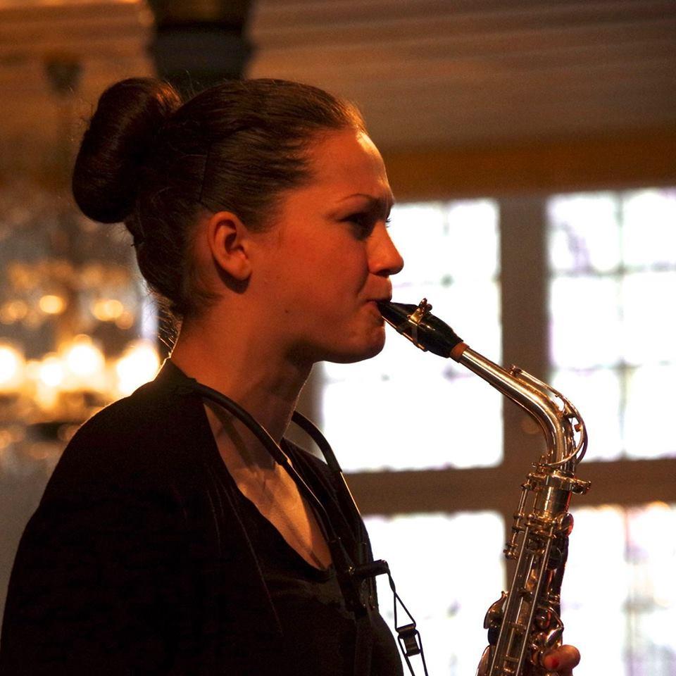 Johanna Bruun Arnesen- saxofon