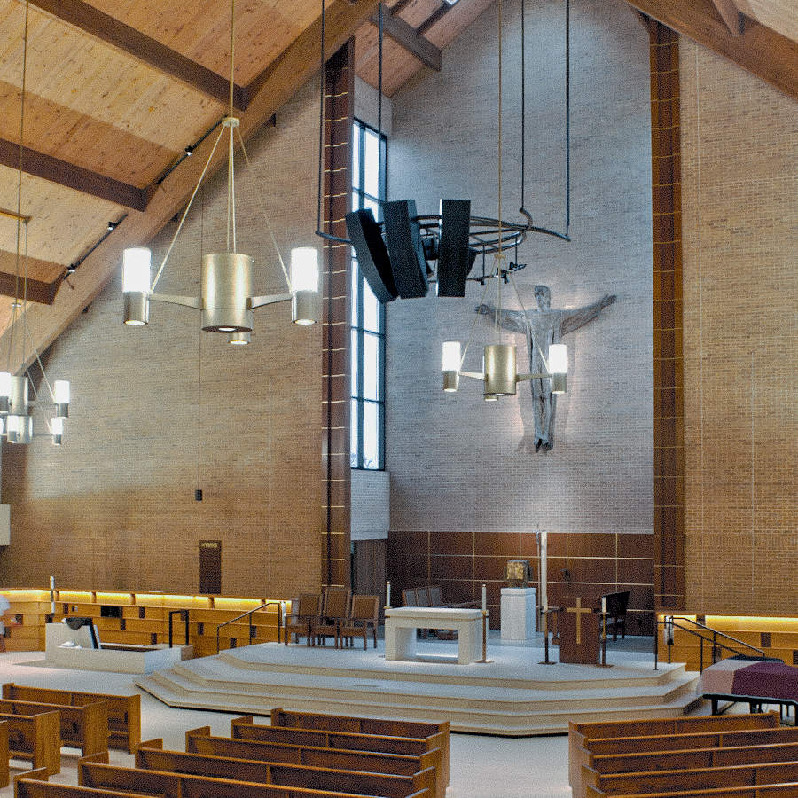 St. Patricks Catholic Church, Dallas Texas. Install by Infinity Sound of Grand Prairie.