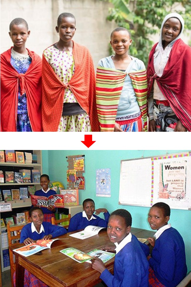 Maasai Girls to Students.jpg