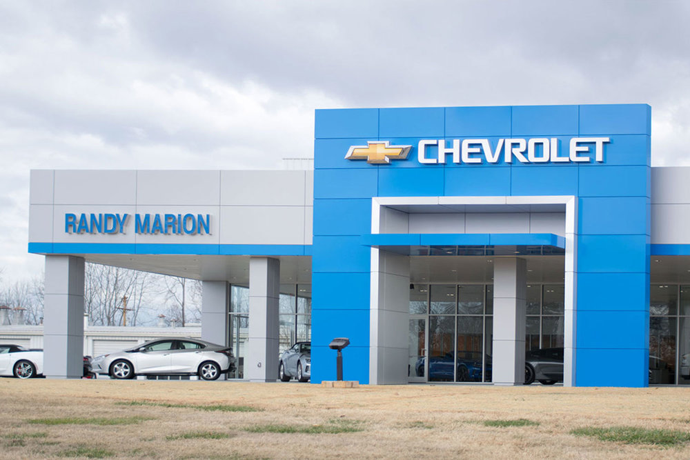 RANDY MARION CHEVROLET - STATESVILLE, NC