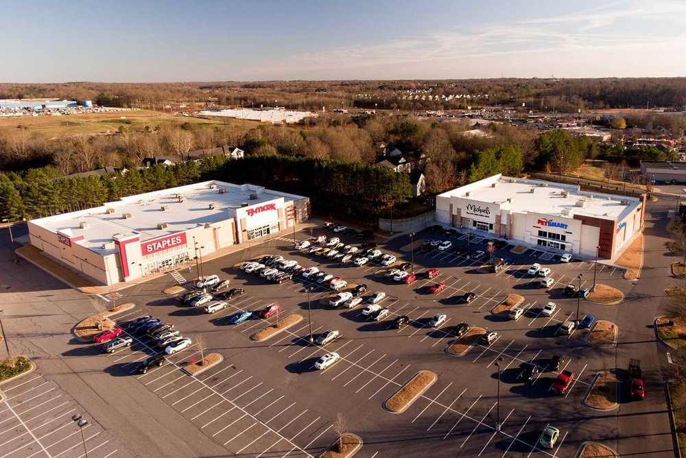 STATESVILLE RETAIL DEVELOPMENT CENTER - STATESVILLE, NC
