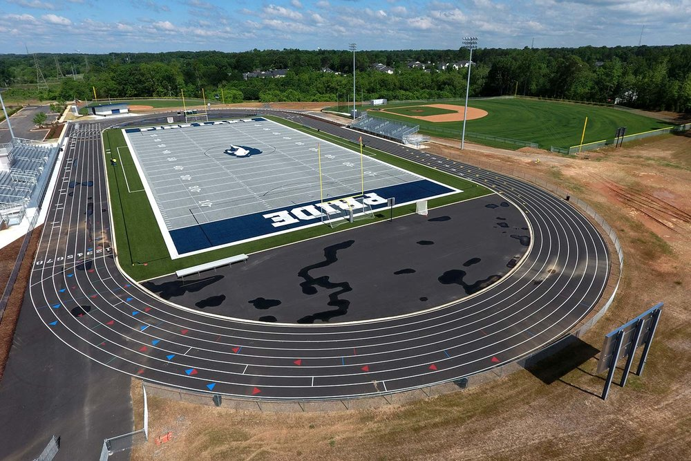 PINE LAKE PREP: ATHLETIC COMPLEX - MOORESVILLE, NC