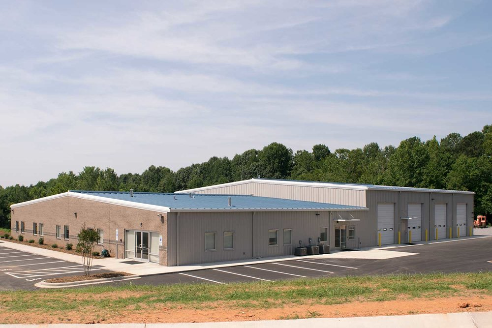 CHESAPEAKE CONTAINMENT SYSTEMS, INC. - STATESVILLE, NC