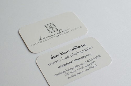Meganalissa print design business card design reheart Gallery