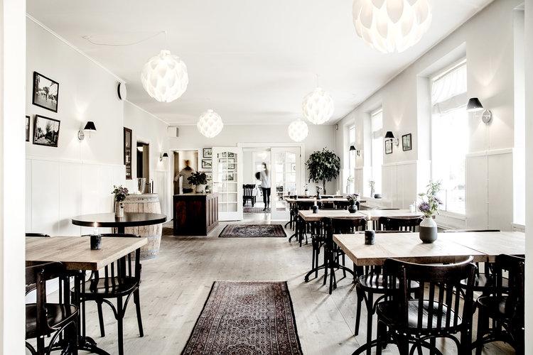 Flinchs Hotel på Samsø