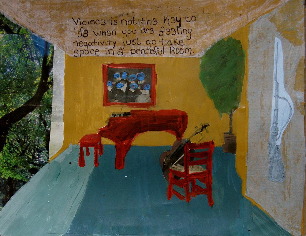 Youth Artist: Jasmine C.