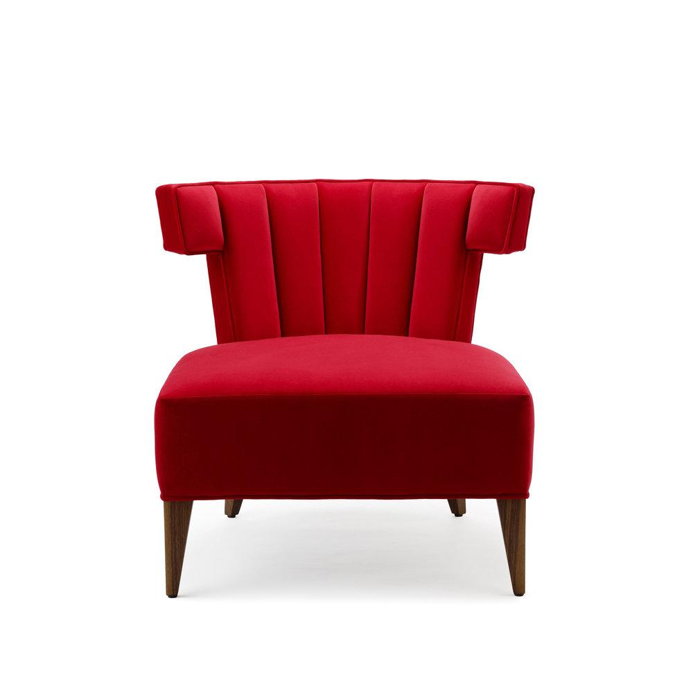 Isabella Slipper Chair
