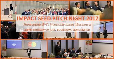 Impact Seed Pitch Night 2017