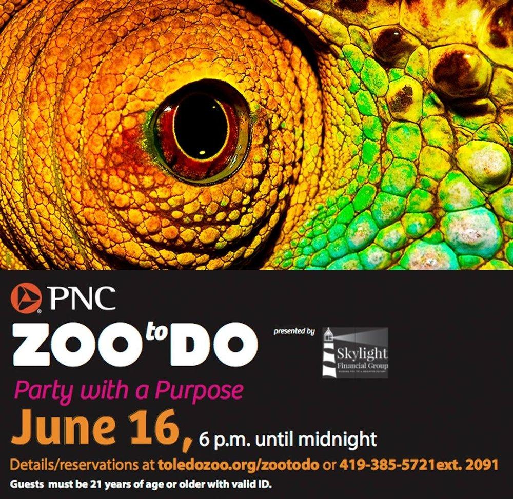 ZOOtoDo Toledo Zoo