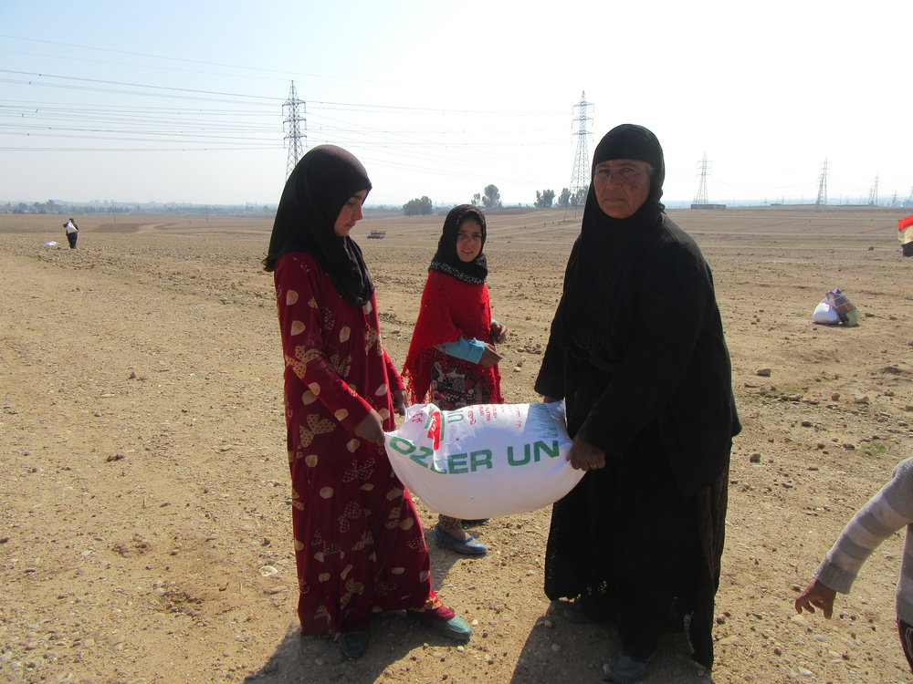 CAM, Middle East - CAM is involved in providing relief to people who are affected by conflict across the Middle East, including Iraq and Syria.