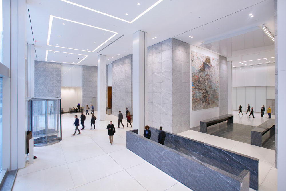 Media | The Plan: The Lobby at 1221 Avenue of the Americas