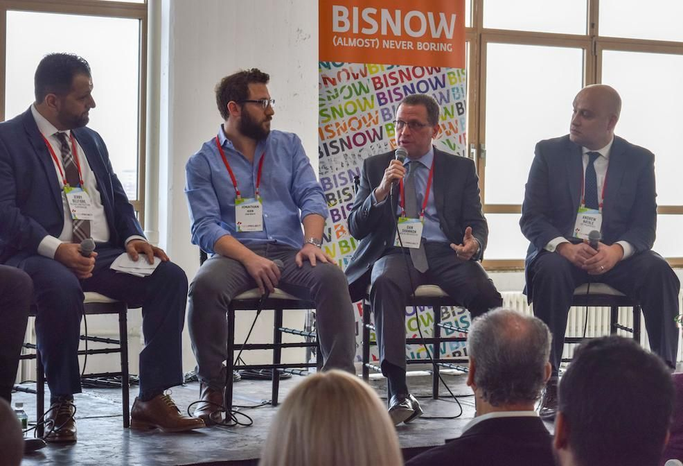 Panel   Bisnow's Workplace of the Future