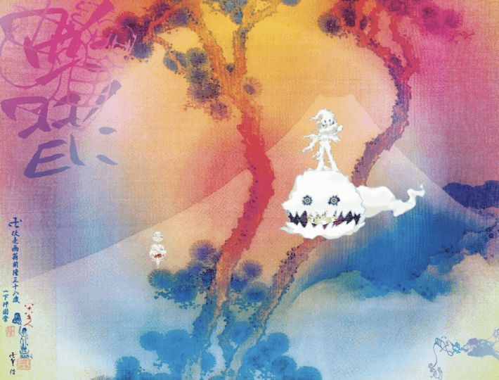 Kids See Ghost Album
